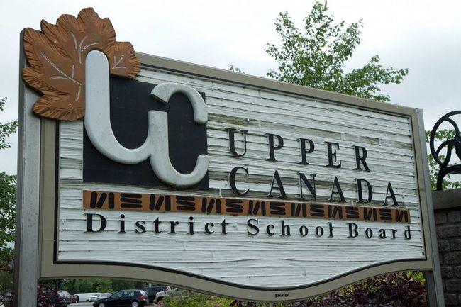 The Upper Canada District School Board