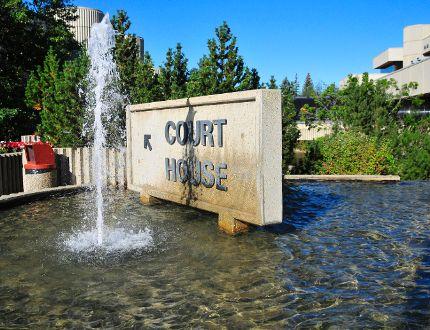 City of Grande Prairie Provincial Court. DHT File.