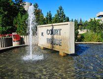 City of Grande Prairie Provincial Court, August 24, 2012. (AARON HINKS/HERALD-TRIBUNE STAFF)