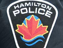 hamilton police patch logo