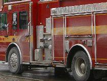 Toronto Fire truck