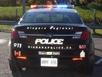 Niagara Regional Police cruiser