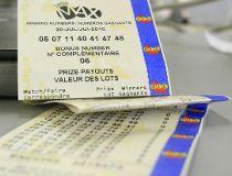 Lotto Max ticket