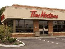 12. Tim Hortons