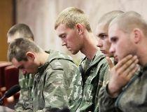 russia servicemen