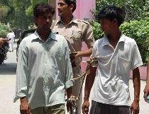 india rape hanging
