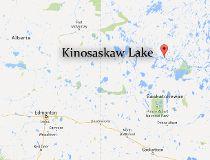 Kinosaskaw Lake, Sask