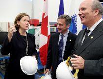 James Cumming seeking Conservative Party nom for Edmonton-Centre