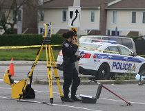 Man critical after bike crash
