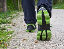 Injured hiker