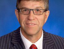 Mayor of St. Albert Nolan Crouse