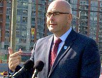 Ontario Transportation Minister Steven Del Duca