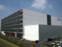 Pioneer Corp. headquarters in Saiwai-ku, Kawasaki, Japan
