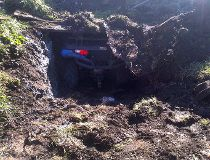 Alberta RCMP uncover underground chop shop