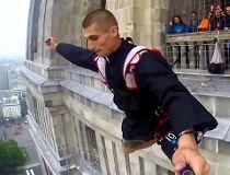 Priests BASE jump