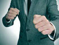 fight fist suit