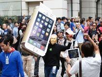 iPhone 6 launch in Tokyo