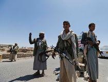 Yemen Shi'ite Houthi
