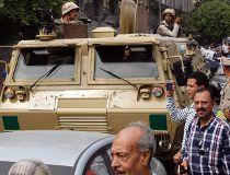 Egypt Bombing Cairo