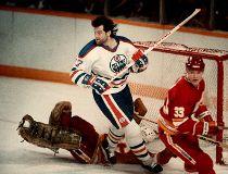 Edmonton Oilers Dave Semenko