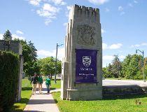 western university campus
