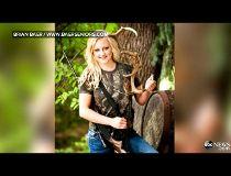 Yearbook gun photo