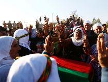 Turkish Kurdish women