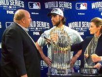 World Series social media Oct. 29/14