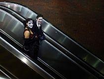 Subway halloween