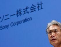Sony CFO Kenichiro Yoshida