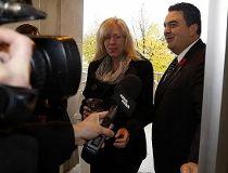 MP Dean Del Mastro and wife Kelly Del Mastro