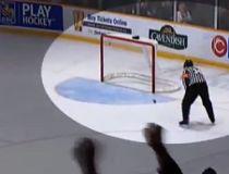 Shootout goal