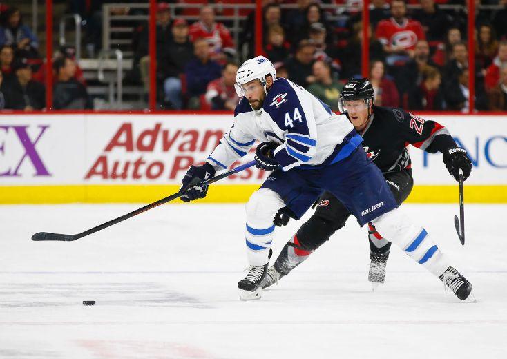 Zach Bogosian saves the day twice for Winnipeg Jets