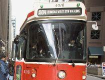 King St. streetcar