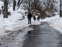 Buffalo, N.Y., snowstorm