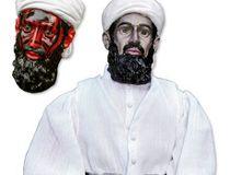 Osama Bin Laden doll