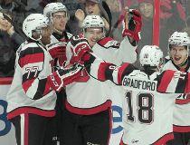 Ottawa 67's beat Barrie