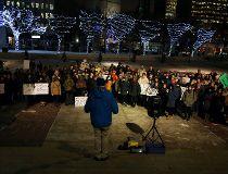 Photos: Edmonton protest in solidarity with Ferguson, MO_1