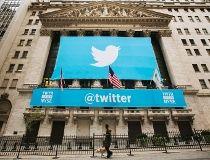 Twitter at NYSE