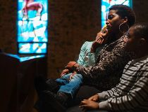 Ferguson church