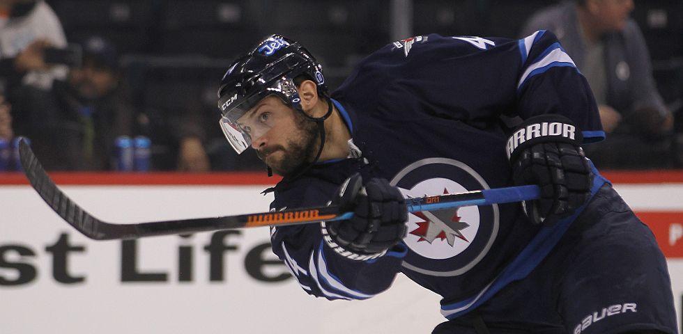 Jets' Bogosian, Enstrom out for rest of month