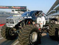 """Raminator"" breaks monster truck record"