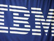IBM logo - AFP