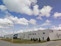 Standard Aero plant Winnipeg