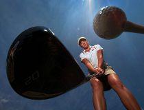 Teen Golfer