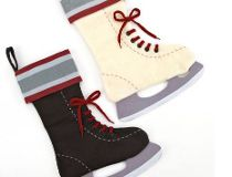 Skating stocking