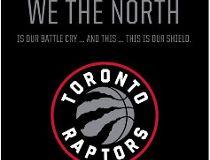 The new Raptors logo.
