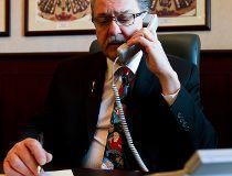 Alberta Legislature Speaker Gene Zwozdesky
