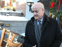 Fantino calls Cote thief 'low life'