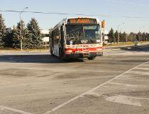 TTC bus Scarborough hit and run